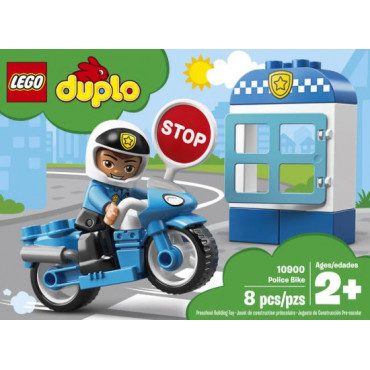 Police Bike Lego Duplo 10900