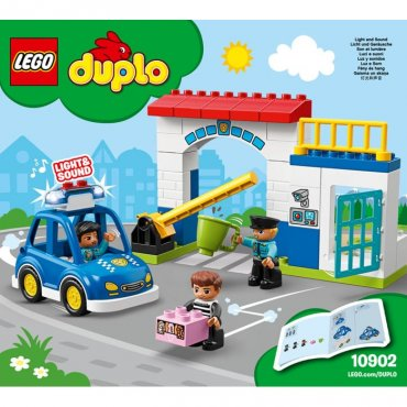 Police Station Lego Duplo 10902
