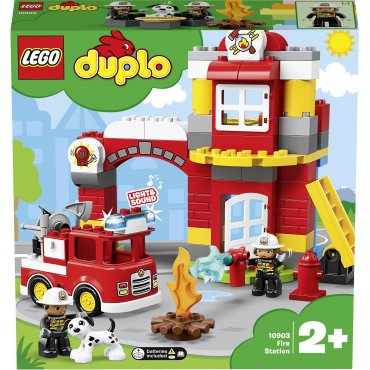 Fire Station Lego Duplo