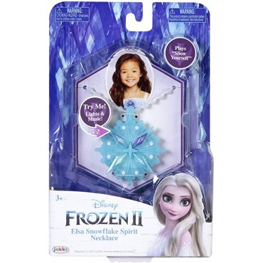 Elsa 5th Element Feature Necklace Frozen