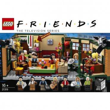 Central Perk Friends Lego