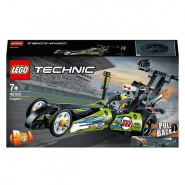 Lego Technic Dragester