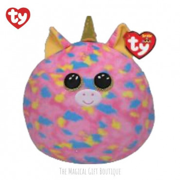 Fantasia Unicorn Squishaboo 10inch