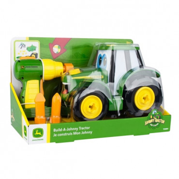 Build A Johnny Tractor John Deere
