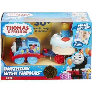 Thomas and Friends Birthday Wish