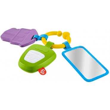 Fisher Price Activity Keys My First Busy Babie