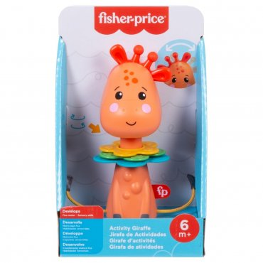 Fisher Price Activity Giraffe