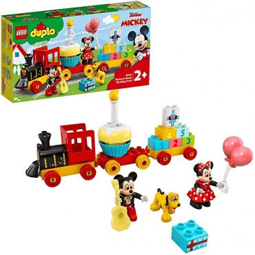 Lego Duplo Mickey and Minnie Birthday train