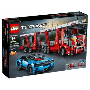 Technic Car Transporter