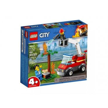 Barbecue Burn Out Lego City
