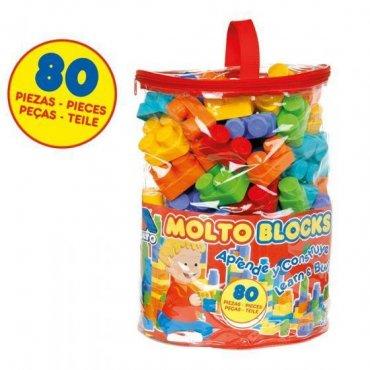 Blocks Bag 80 Pcs