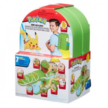 Pokemon Carry Case Playset