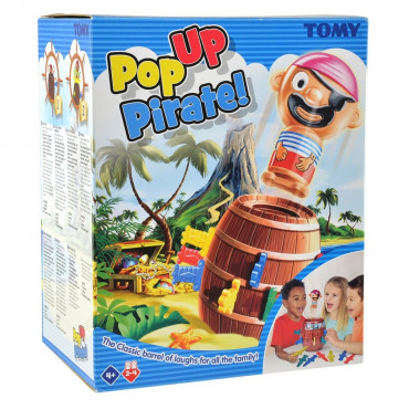 Pop Up Pirate Tomy
