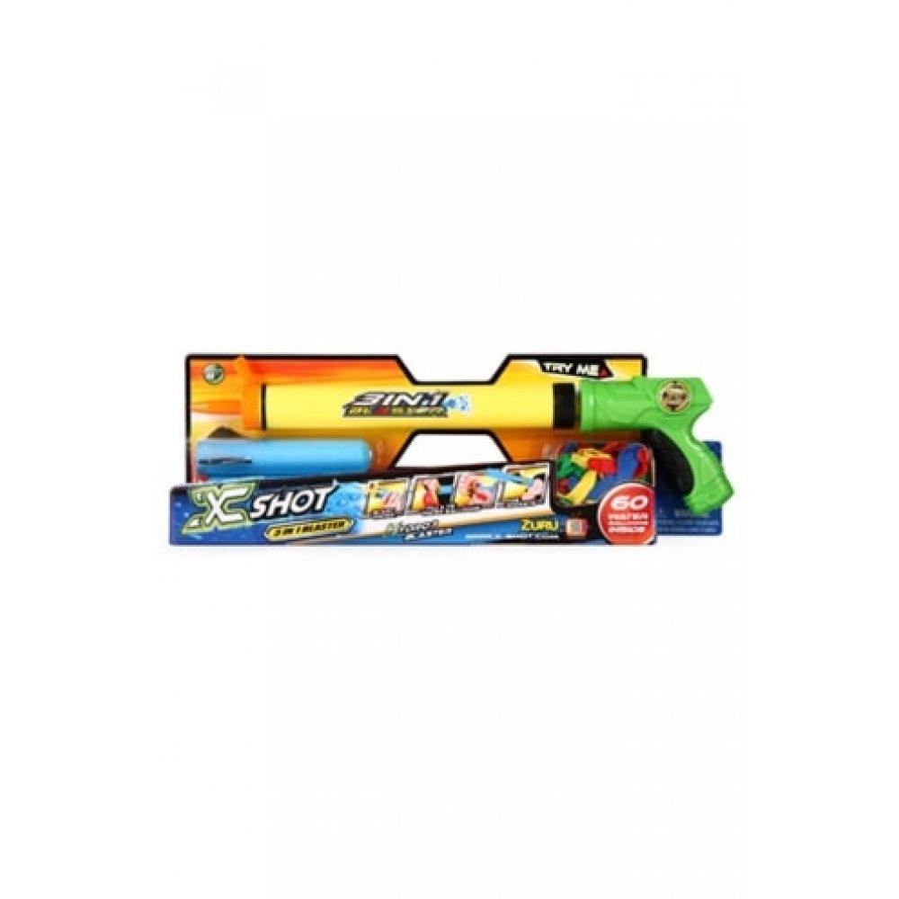 3 In 1 X Shot Water Blaster