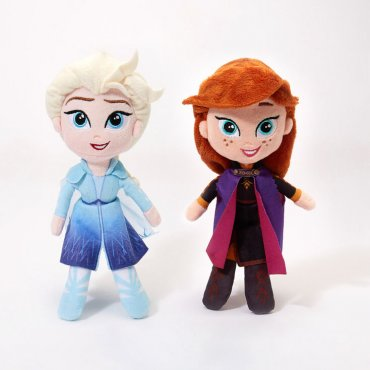 Frozen 2 Plush Asst