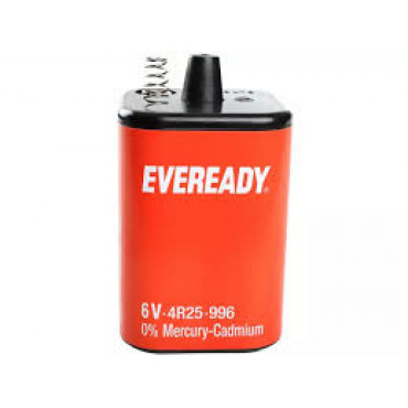 6 Volt Battery Everready