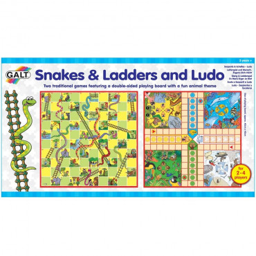 Snakes Ladders & Ludo