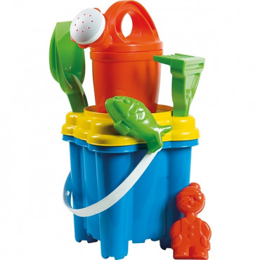 Bucket Set With Watering Can 17Cm