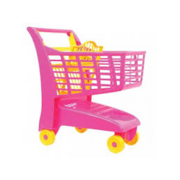 Shopping Trolley Playset Asst