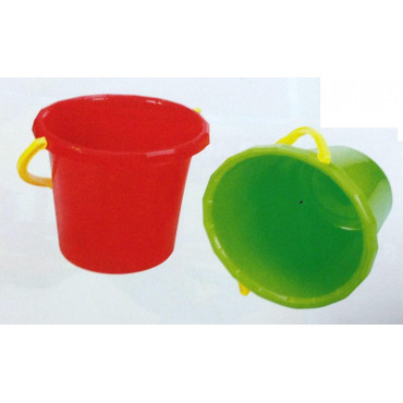 Sandbucket 23Cm Primary Colours- Specify Which Colour