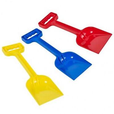 Spade Plastic Asst Colours- Specify Which Colour