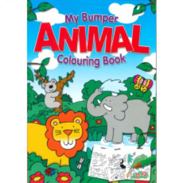 Colouring Book Animal