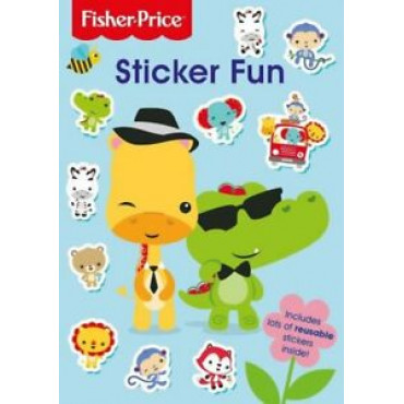 Fisher Price Sticker Book