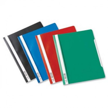 A4 Clearview Presentation Binder