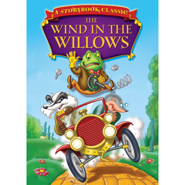 Wind In The Willows Storybook