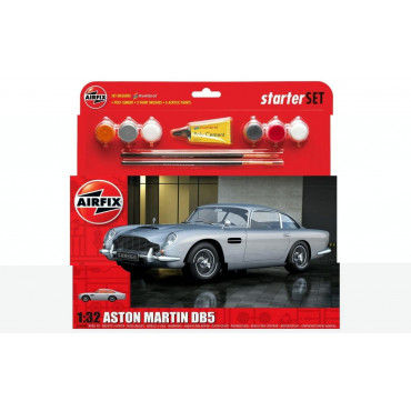 Medium Starter Set Aston Martin DB5