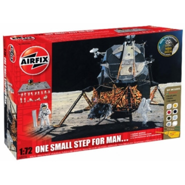 Airfix One Step For Man 50Th Anniversary