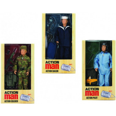 Action Man Deluxe Action Figure Assorted