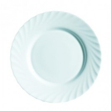 Dinner Plate White Arc 10In