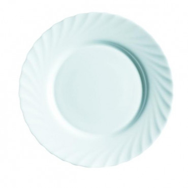 Dinner Plate White Arc 27Cm