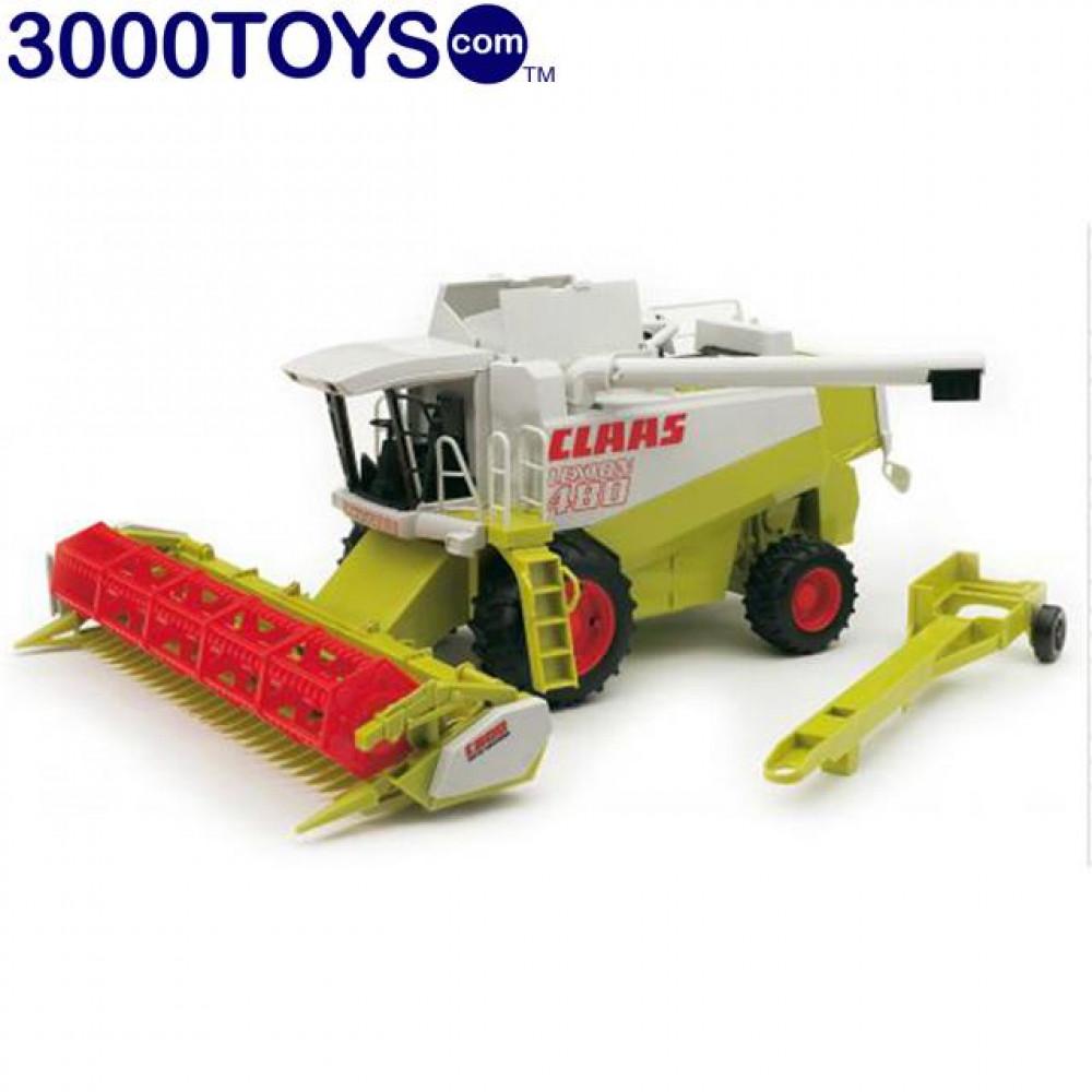 Class Lexion 78 Combine Harvester