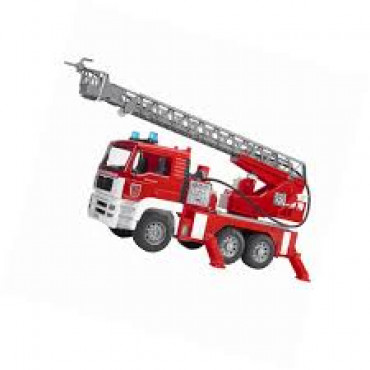 Fire Engine With Light And Sound