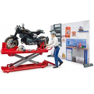 Bworld Motorcycle Service