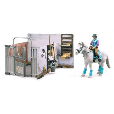 Bworld Horse Barn