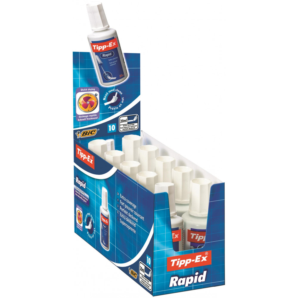 Tippex Rapid Fluid 20Ml