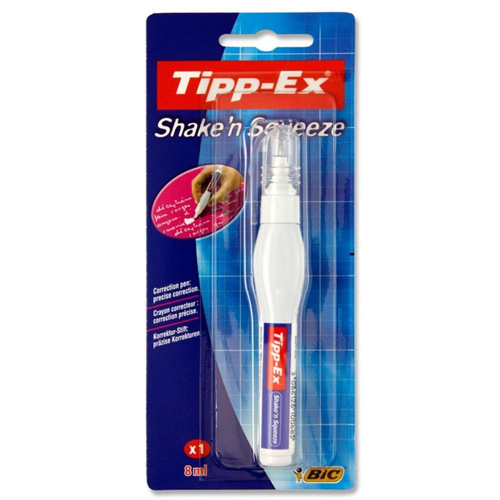 Tippex Carded Shake N Squeeze