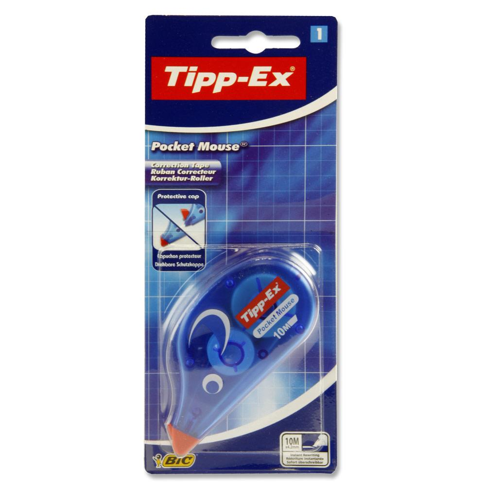 Tippex Mouse Carded