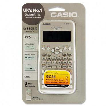 Casio Scientific 276 Functions Calculator  19-20