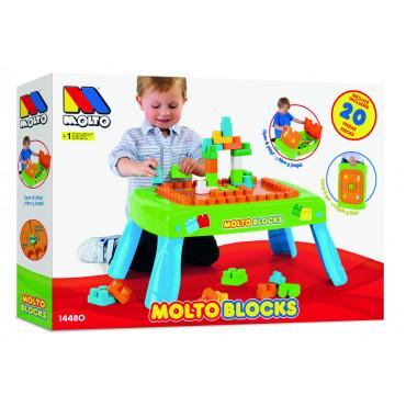 Molto Blocks Table 20