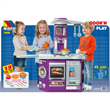Play Kitchen 100cm High Molto