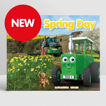 A Spring Day Book