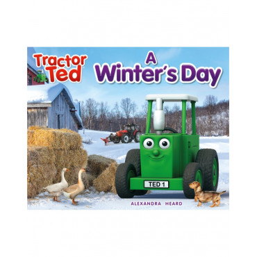 A Winters Day Tractor Ted Book