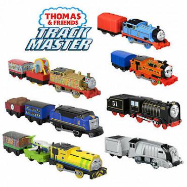 Trackmaster Motorised Favourites Engines