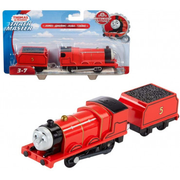 Thomas and Friends Motorised Engine James
