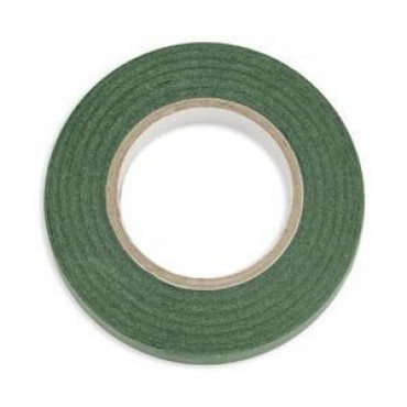 Green Tape For Floral Dec On Roll