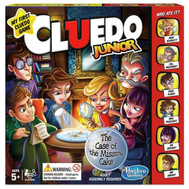 Cluedo Game Junior
